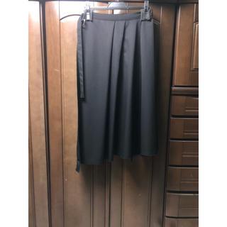Yohji Yamamoto - Salvam 巻き wrap ラップスカート