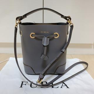 Furla - FURLA フルラ ステイシーミニ バッグ グレー ショルダー