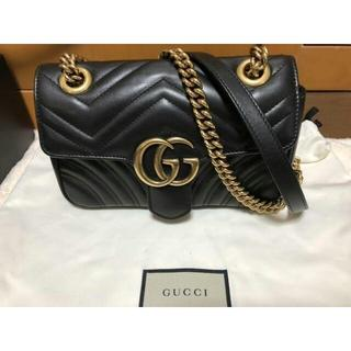 Gucci - GUCCI GG Marmont ショルダーバッグ