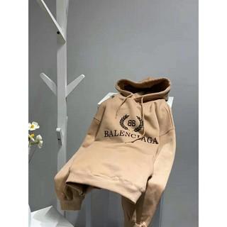 Balenciaga - BALENCIAGA バレンシアガ BBパリ ロゴフーディ パーカー