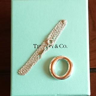 Tiffany & Co. - ティファニー セビアナトップ…