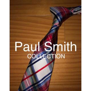 Paul Smith - 超美品 Paul Smith レッド系タータン