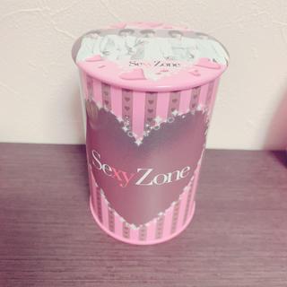 セクシー ゾーン(Sexy Zone)のSexy Zone 缶(男性タレント)