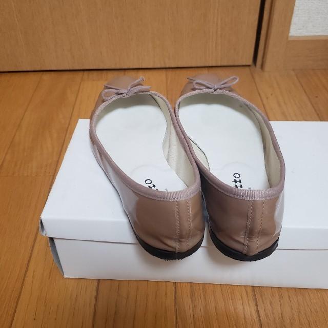 repetto(レペット)のレペット バレエシューズ 39 レディースの靴/シューズ(バレエシューズ)の商品写真