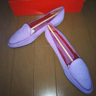 シャルルジョルダン(CHARLES JOURDAN)のシャルルジョルダン ヌバックローファー(ローファー/革靴)