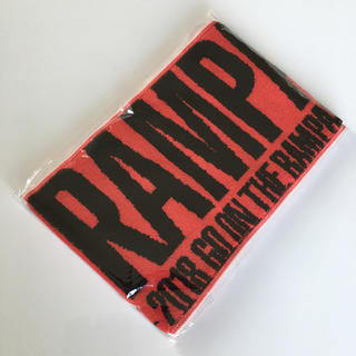 THE RAMPAGE - ✨新品✨GO ON THE RAMPAGE FINALマフラータオル