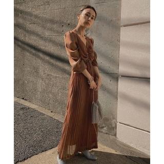 Ameri VINTAGE - 新品タグ付 アメリヴィンテージ 新宿店限定ドレス ワンピース