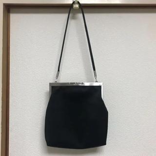 カルバンクライン(Calvin Klein)のカルバンクライン ワンショルダー バッグ 黒(ハンドバッグ)