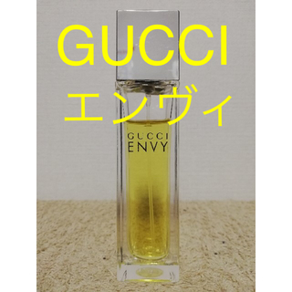 Gucci - GUCCI グッチ エンヴィー 30ml