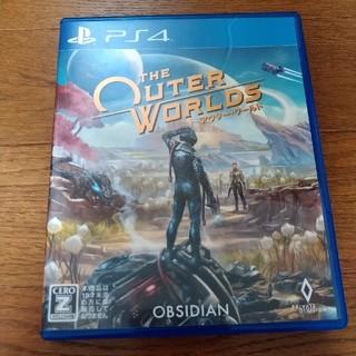 PlayStation4 - アウター・ワールド PS4
