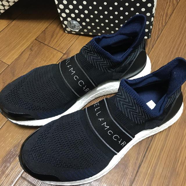 adidas by Stella McCartney(アディダスバイステラマッカートニー)のステラマッカートニー  アディダス adidas コラボ スニーカー 24.5 レディースの靴/シューズ(スニーカー)の商品写真