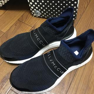 アディダスバイステラマッカートニー(adidas by Stella McCartney)のステラマッカートニー  アディダス adidas コラボ スニーカー 24.5(スニーカー)