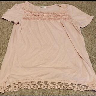 ハニーズ(HONEYS)の半袖 ピンク(Tシャツ(半袖/袖なし))