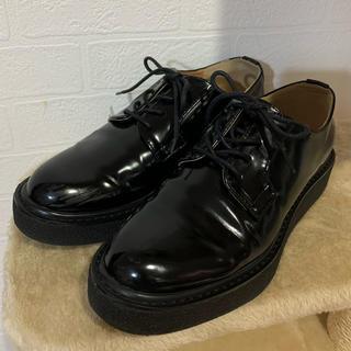JEANASIS - ジーナシス  、靴、シューズ、黒、Mサイズ、厚底
