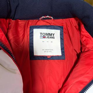 トミー(TOMMY)のダウンジャケット  フード付き(ダウンジャケット)