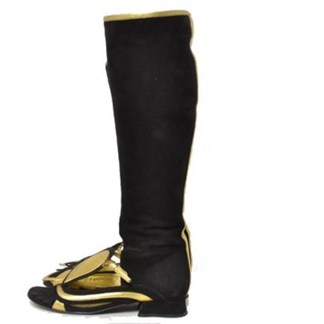 PRADA(プラダ)の■PRADA■size34 open toe long boots レディースの靴/シューズ(ブーツ)の商品写真