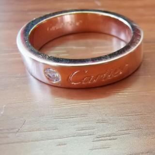 Cartier - 超美品  cartier   リング指輪 7号
