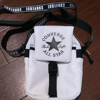 コンバース(CONVERSE)のコンバース サコッシュバッグ 美品(ショルダーバッグ)