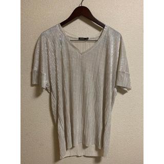 ベルシュカ(Bershka)のBershka プリーツTシャツ(Tシャツ/カットソー(半袖/袖なし))