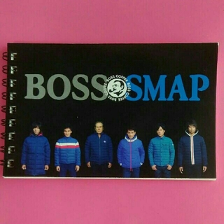 SMAP - BOSS SMAP メモ帳