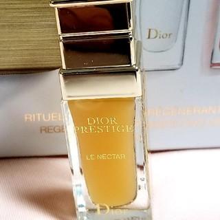 クリスチャンディオール(Christian Dior)の💐Diorプレステージ✨ル ネクター‼️(美容液)