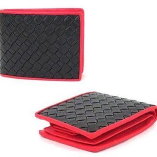 クロックス(crocs)の クロックス (CS4020)1点 メンズ二つ折り財布 ブラック (折り財布)