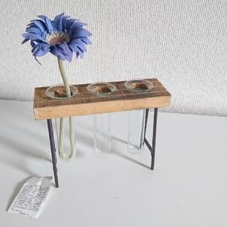 アクタス(ACTUS)のサリュ 試験管 花瓶(花瓶)