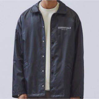 FEAR OF GOD - FOG Essentials Coach Jacket