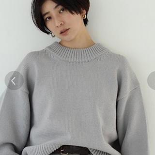 TODAYFUL - TODAYFUL(トゥデイフル) 'Roundhem Heavy Knit'