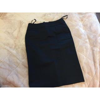 ナチュラルビューティーベーシック(NATURAL BEAUTY BASIC)の【送料込★美品】NATURAL BEAUTY BASIC スーツスカート(スーツ)