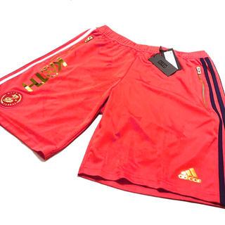正規品 KITH × adidas サッカー コブラス パンツ レッド
