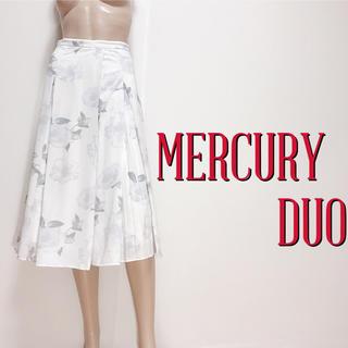 MERCURYDUO - 可愛すぎ♪マーキュリーデュオ きれいめワイドスカーチョ♡スナイデル アナイ