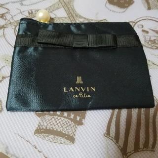 LANVIN en Bleu - LANVIN  en bleu  ランバン  ティッシュケース