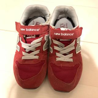 ニューバランス(New Balance)のニューバランススニーカー ワインレッド 19(スニーカー)