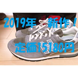 ニューバランス(New Balance)の2019 新作 new balance cm996 新品未使用(スニーカー)