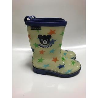 ダブルビー(DOUBLE.B)のMIKIHOUSE ダブルビー DOUBLE B 長靴 14.0センチ(長靴/レインシューズ)
