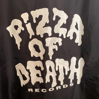 HIGH!STANDARD - PIZZA OF DEATH COACH JACKET
