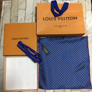 LOUIS VUITTON - ルイヴィトン ハンカチ ポケットチーフ LOUISVUITTON プレゼント