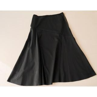 ESTNATION - 新品 ◆3万800円(税込)エストネーション ブラックスカート