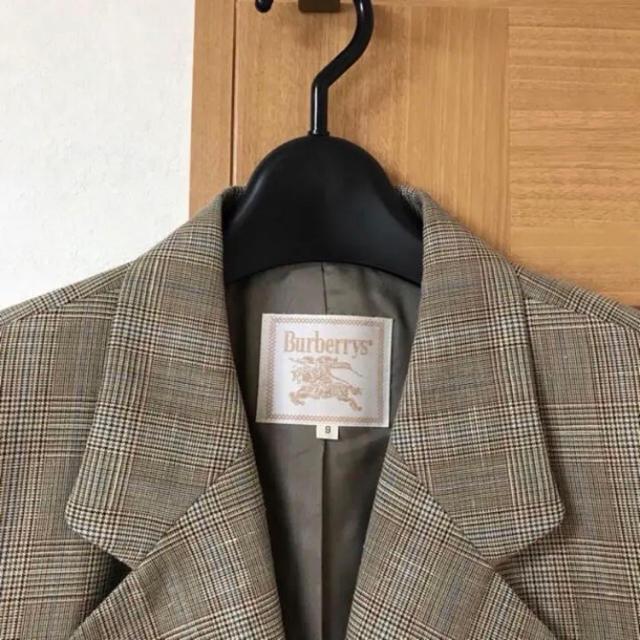 BURBERRY(バーバリー)のヴィンテージ ジャケット vintage jacket jantiques 古着 レディースのジャケット/アウター(テーラードジャケット)の商品写真