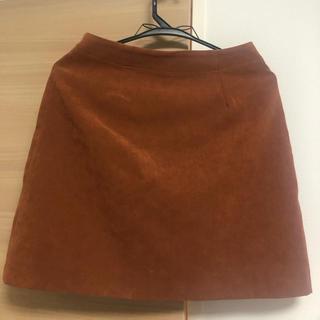 ムルーア(MURUA)のスカート(ミニスカート)