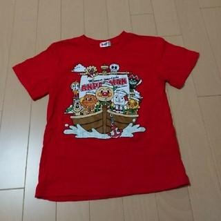 アンパンマン - アンパンマン 半袖Tシャツ 120