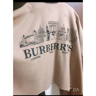 バーバリー(BURBERRY)のBurberry ポンチョ(ポンチョ)