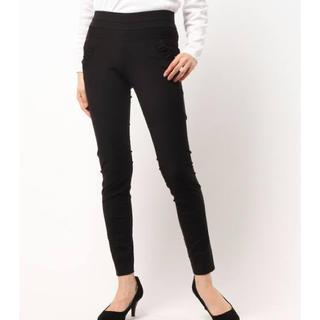 DOUBLE STANDARD CLOTHING - ダブルスタンダード  メリルハイテンション 美脚パンツ