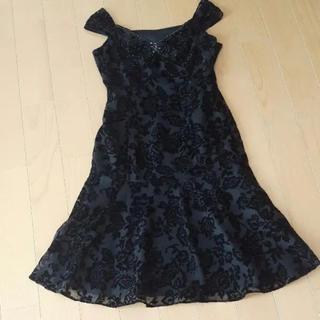 ミッシェルクラン(MICHEL KLEIN)のミッシェルクラン ドレス ワンピース (ミディアムドレス)