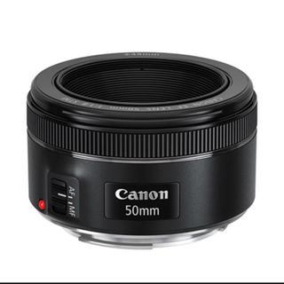 Canon - Canon EF 単焦点 レンズ EF50mm F1.8 STM