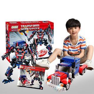 Lego - トランスフォーマー ビルディング ブロックキット おもちゃ