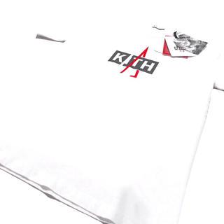 正規品 KITH × MONCLER キス モンクレール ボックスロゴTシャツ