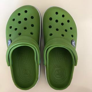 クロックス(crocs)のクロックス 17.5cm キッズ サンダル(サンダル)