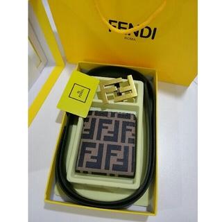FENDI ベルト+財布 セット